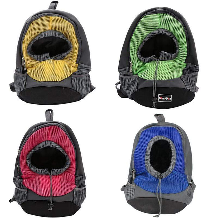 Over the Shoulder Pet Carrier Backpack in All Colors