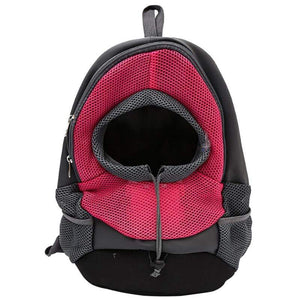 Pet Stop Store Red / M Over the Shoulder Pet Carrier Backpack in All Colors