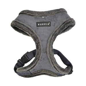 Pet Stop Store s gray Terry Dog Harness in Gray, Brown, Black