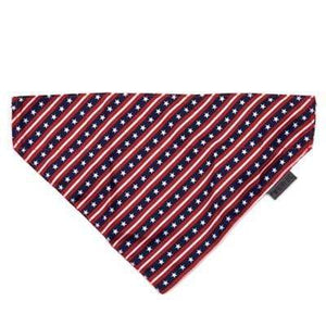 Pet Stop Store s Patriotic Stars and Stripes Dog & Cat Bandana