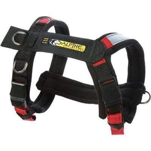 Pet Stop Store s Red Durable Urban Trail® Adjustable Dog Harness