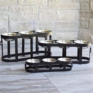 Pet Stop Store s Tripoli Elevated Dining Table for Dogs