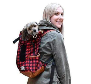 Pet Stop Store Small K9 Sport Sack Urban 2 Plaid
