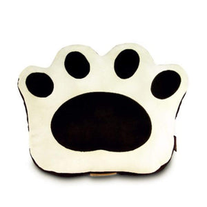 Pet Stop Store Small Cute Fleece Big Foot Paw Dog Pillow Bed
