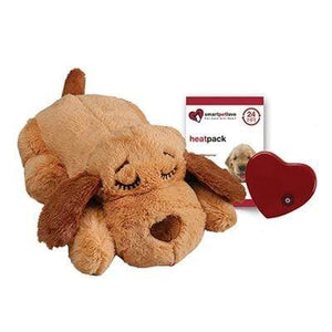Pet Stop Store Snuggle Puppy Smart Pet with Heartbeat for Dogs