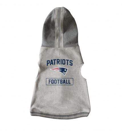 NFL Football New England Patriots Dog Hoodie