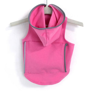 Pet Stop Store teacup pink Reflective Dog Hoodies in All Colors
