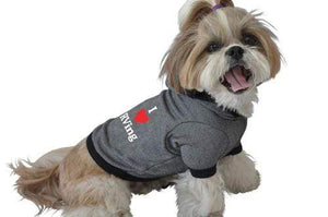 Pet Stop Store xs black I Love RV'ing Dog Hoodie Colors Black & White