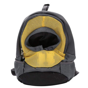 Pet Stop Store Yellow / M Over the Shoulder Pet Carrier Backpack in All Colors