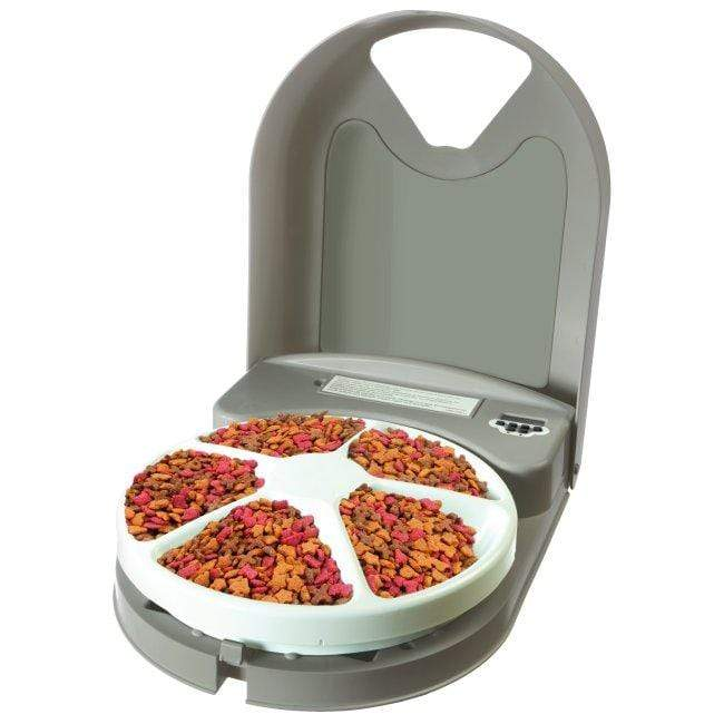 Petsafe Five Meal Automatic Pet Feeder
