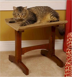 Petsafe Single Cat Seat Cat Furniture - Early American