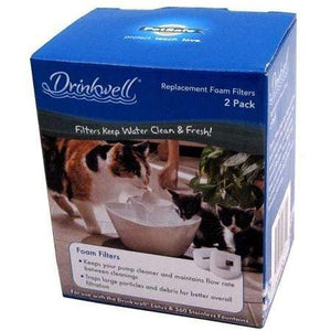Petsafe Drinkwell Foam Replacement Pre-filters