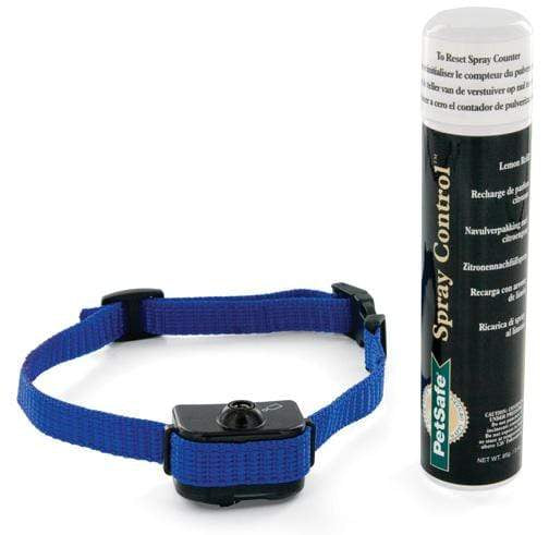 Spray Bark Collar For Small Dogs