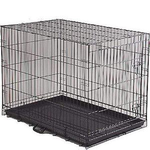 Prevue Hendryx Economy Dog Crate - Medium