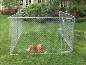 Sps Fence 2 In 1 Dog Kennel