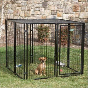 Sps Fence Cottageview Dog Kennel