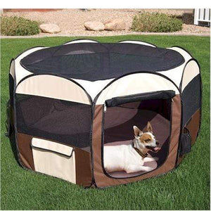Ware Deluxe Pop Up Pet Pen - Large