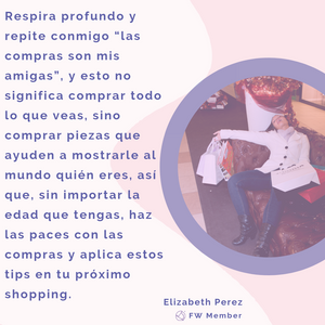 SHOPPING  ELIZABETH PEREZ