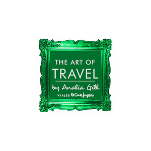 THE ART OF TRAVEL ANALIA GILL