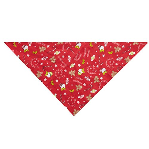 Festive Holiday Dog Bandanas Winter Seasonal Christmas 19