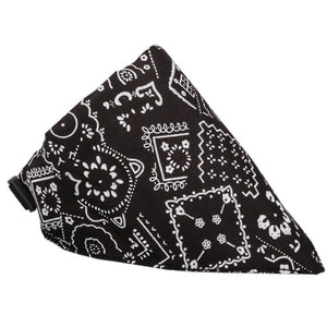 Adjustable Pet Dog Puppy Cat Neck Scarf Bandana