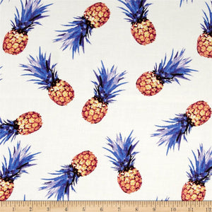 Funky Hip Pineapple Hipster Dog Bandana