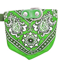 Pet Dog Adjustable Bandana Collar