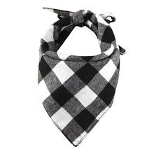 Cotton Dog Bandana Scarf Washable And Reusable