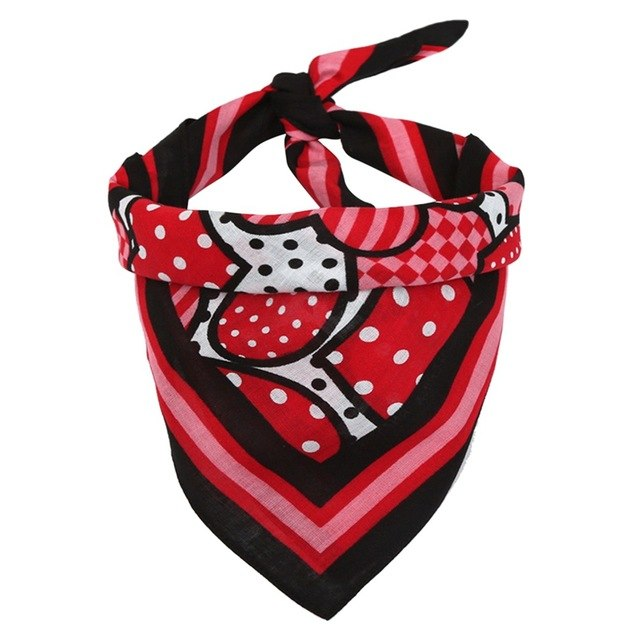 Adjustable Reversible Dog Scarf