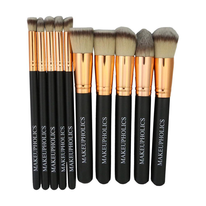 MAKEUPHOLICS BRUSH SET