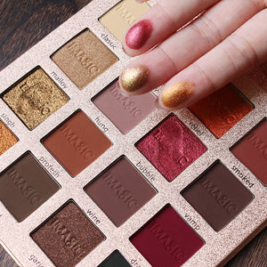The Golden Case - Imagic Eyeshadow Palette 16 (matte&shimmer)