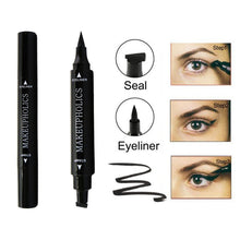 Set of 2 #MYWING Eyeliner + Wing Stamp