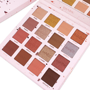 The Pink Case - Imagic Eyeshadow Palette 16 (matte&shimmer)