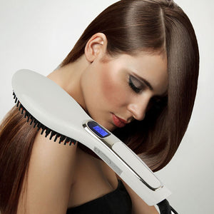HAIR STRAIGTENING BRUSH