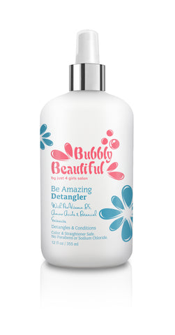 Be Amazing Detangler Spray - With ProVitamin B5, Amino Acids & Botanical Extracts (12 fl oz)
