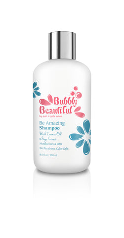 Be Amazing Shampoo - With Coconut Oil & Sage Extract (8.5 fl oz)