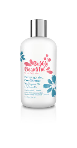 Be Invigorated Conditioner - With Peppermint Oil & Pro Vitamin B5 (8.5 fl oz)