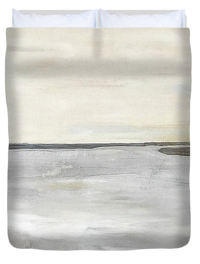 Kilmore At Low Tide - Duvet Cover