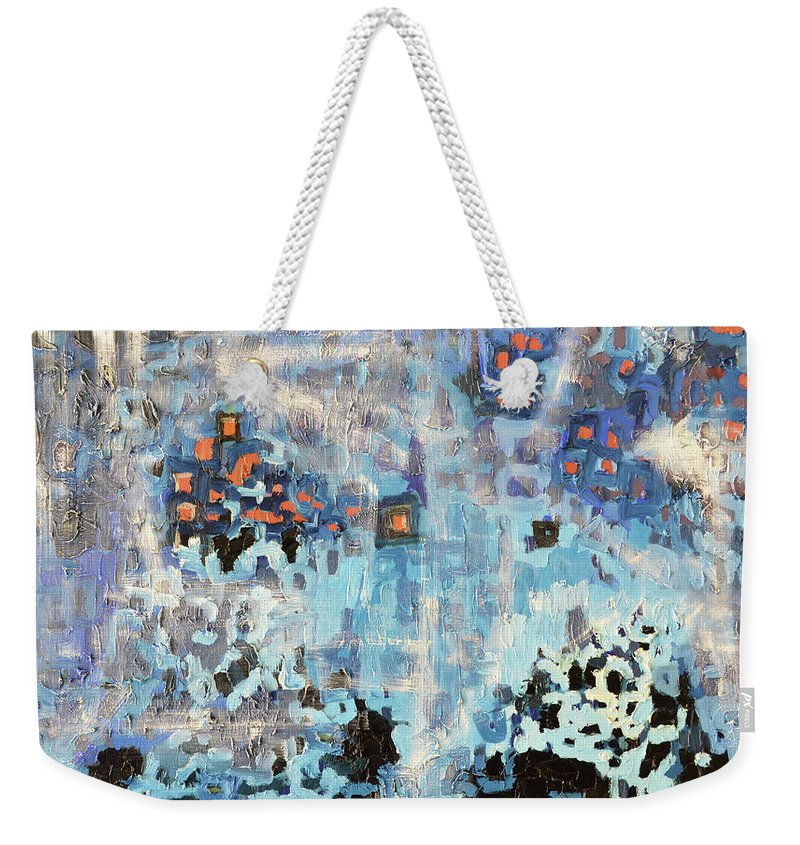 Petrina Easton - Weekender Tote Bag
