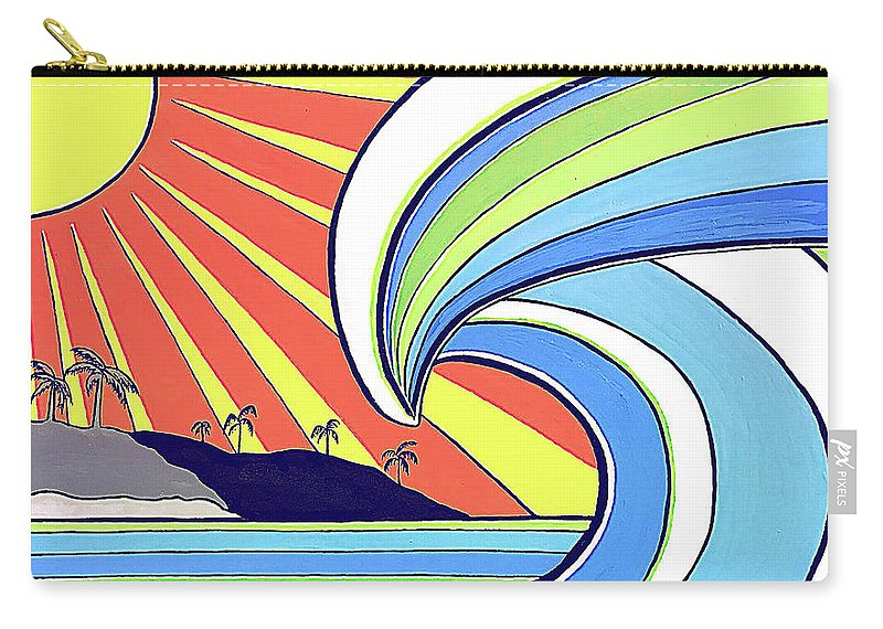 Aloha - Carry-All Pouch