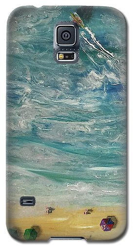 Beach From Above - Phone Case