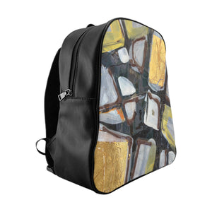 Tic Tac Toe 2 - School Backpack