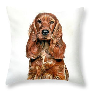 Doggy - Throw Pillow