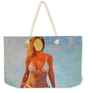 Emotionless - Weekender Tote Bag