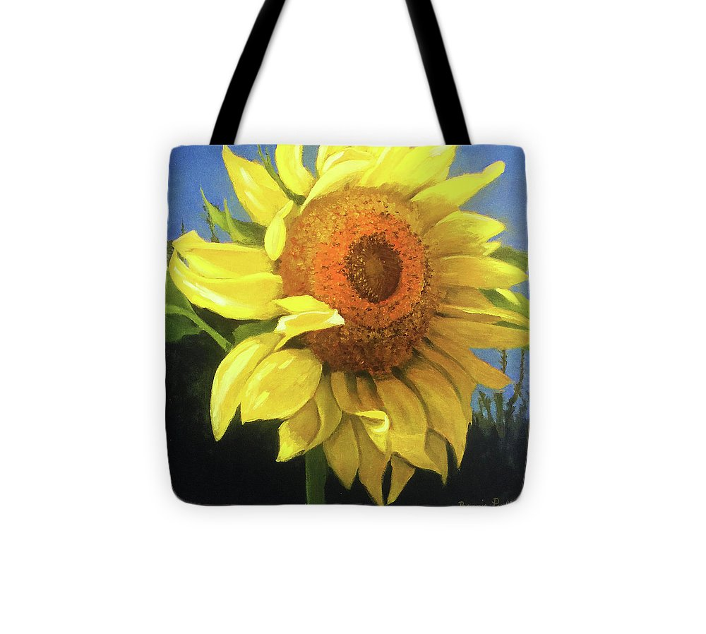 First Sunflower - Tote Bag