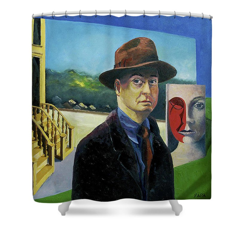 Hopper - Shower Curtain