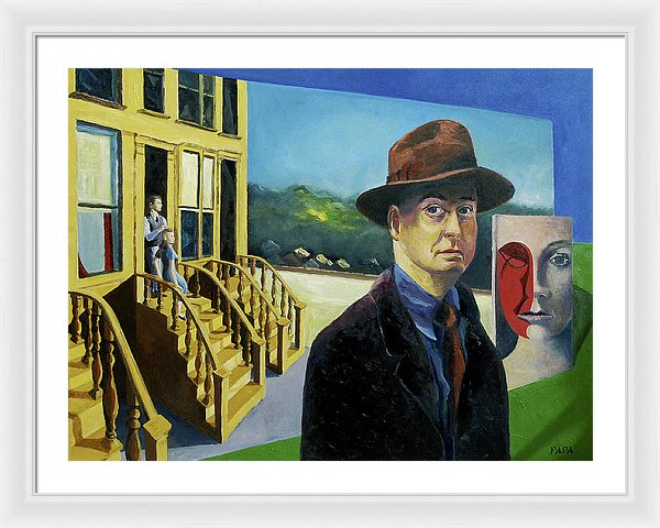 Hopper - Framed Print