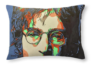 John Lennon - Throw Pillow