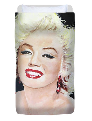 Marylin Monroe - Duvet Cover