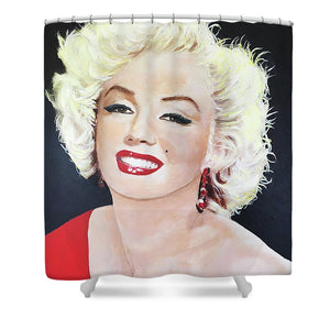 Marylin Monroe - Shower Curtain